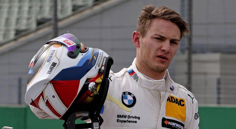 Marco Wittmann (BMW) - Bildquelle: imago/Pakusch