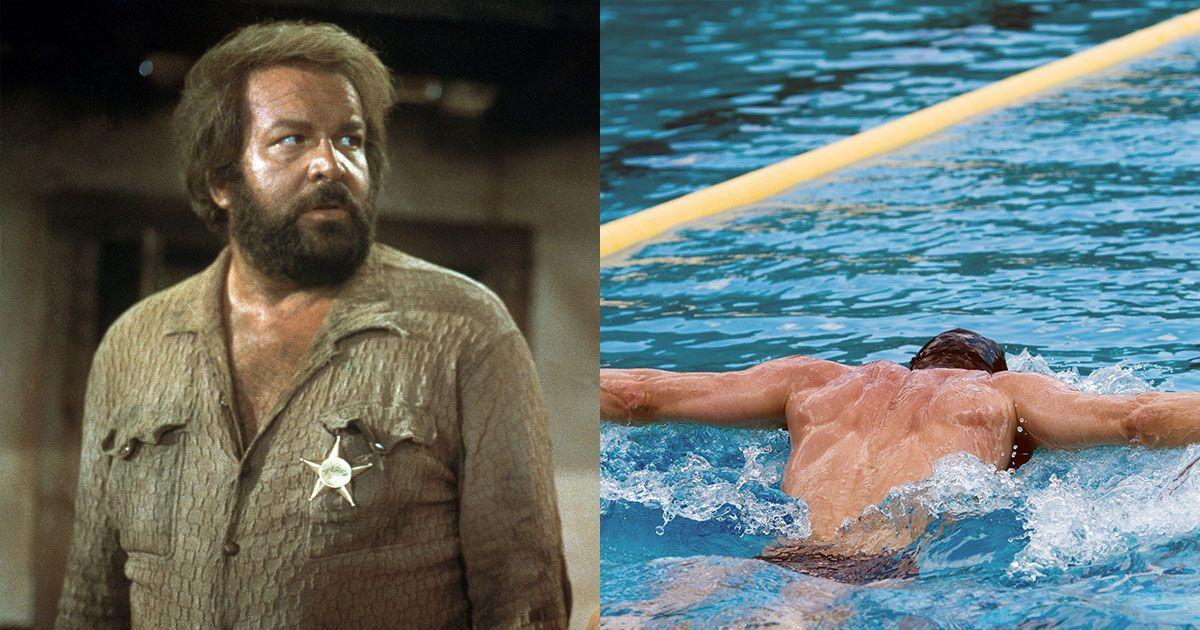 Bud Spencer - Schwimmer