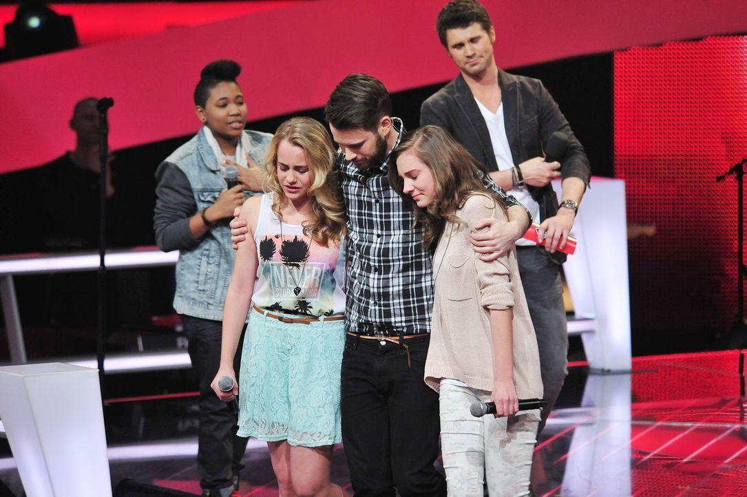 The-Voice-Kids-Stf02-Epi07-Sarah-Nadine-SAT1-Andre-Kowalski - Bildquelle: SAT.1/Andre Kowalski