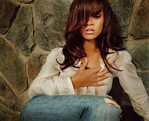 Galerie: Rihanna - Beauty aus Barbados - Bildquelle: Tony Dur