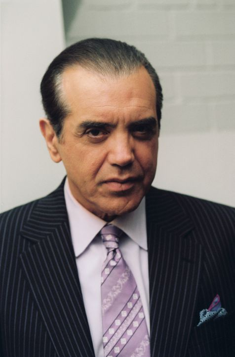 Mit Gangsterboss Walken (Chazz Palminteri) ist nicht zu Spaßen ... - Bildquelle: Sony Pictures Television International. All Rights Reserved.