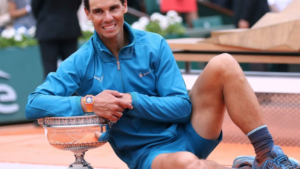 French-Open-Gewinner Nadal sagt Turnier in London ab - Bildquelle: PIXATHLONPIXATHLONSID