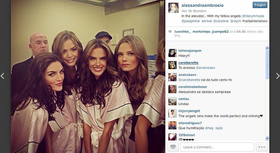 VS-Instagram-17-Instagram - Bildquelle: Instagram/Alessandra Ambrosio