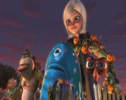 Monsters vs. Aliens - Halloween Special - Bis zum Tag ihrer Hochzeit war Susa...