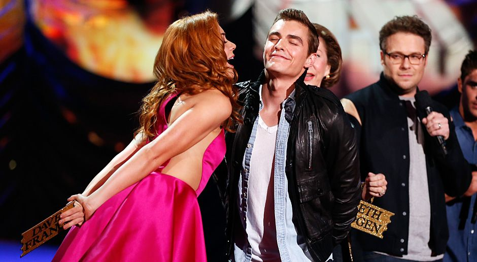 MTV-Movie-Awards-Peyton-McCormick-Dave-Franco-140313-getty-AFP - Bildquelle: getty-AFP