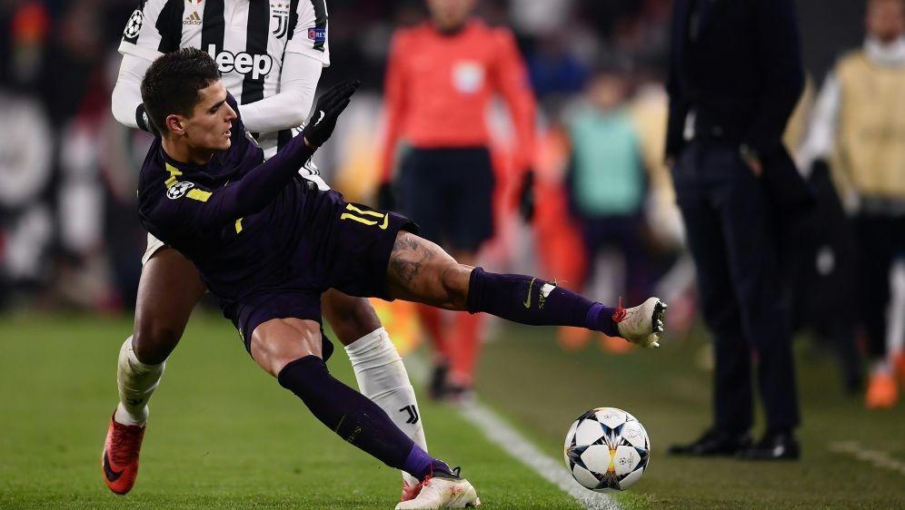 Die Spurs und Juventus Turin trennen sich 2:2 - Bildquelle: AFPSIDMarco BERTORELLO