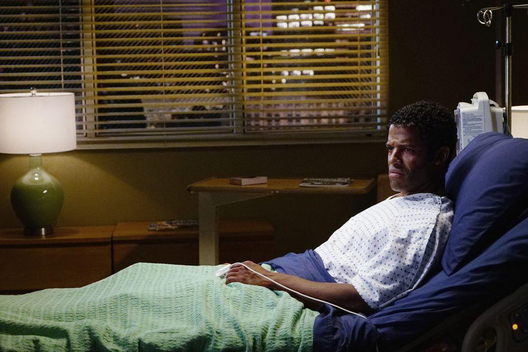Möchte sich ohne das Wissen seiner Familie einer Geschlechtsumwandlung unterziehen: Kurt (Benjamin Patterson), der Bruder von Baileys Mann Ben ... - Bildquelle: ABC Studios