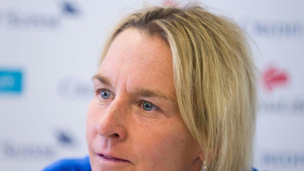 Voss-Tecklenburg übernimmt die DFB-Frauen - Bildquelle: AFPSIDGEOFF ROBINS