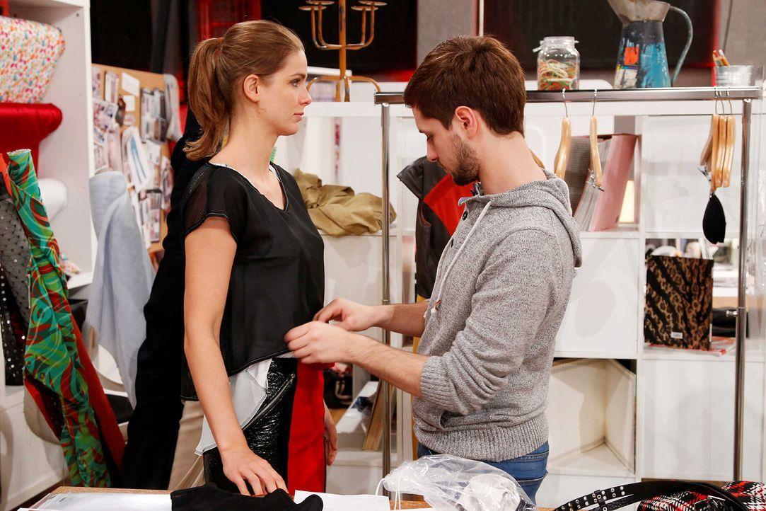 Fashion-Hero-Epi05-Atelier-39-ProSieben-Richard-Huebner - Bildquelle: Richard Huebner