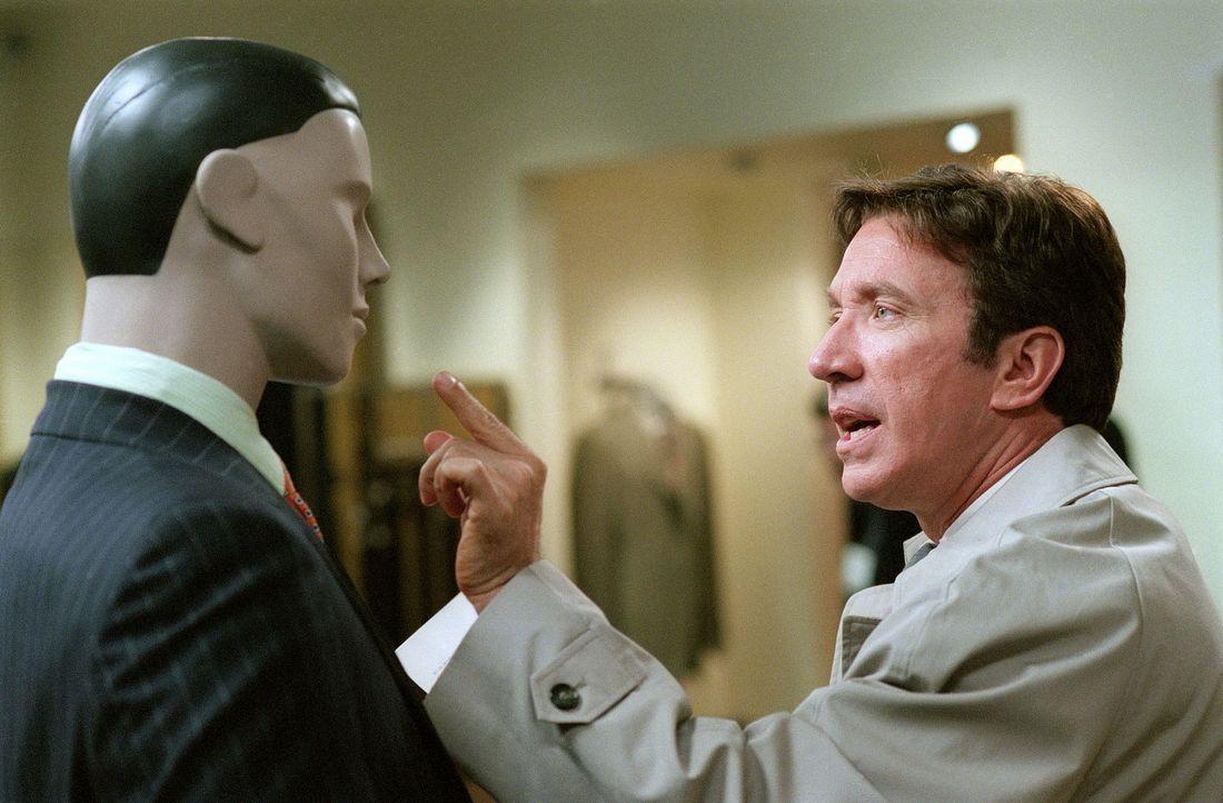 Der Pharmazie-Angestellte Joe Scheffer (Tim Allen) wird eines morgens vor den Augen seiner Tochter von einem ekligen Kollegen aufs schlimmste gedemü... - Bildquelle: 20th Century Fox