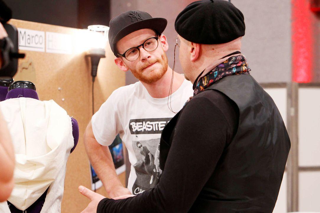 Fashion-Hero-Epi05-Atelier-35-ProSieben-Richard-Huebner - Bildquelle: Richard Huebner