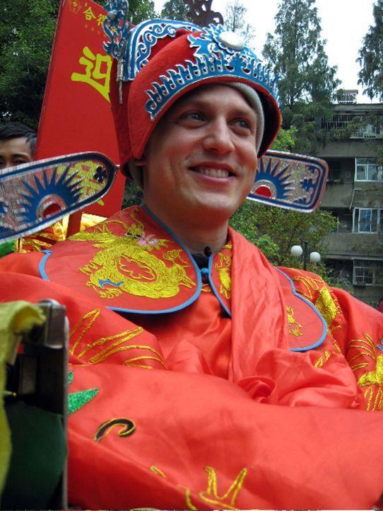 Bauingenieur Matthias lernte vor drei Jahren in China seine zukünftige Frau kennen. Nun will er Daphne nach alter chinesischer Tradition heiraten. - Bildquelle: ProSieben