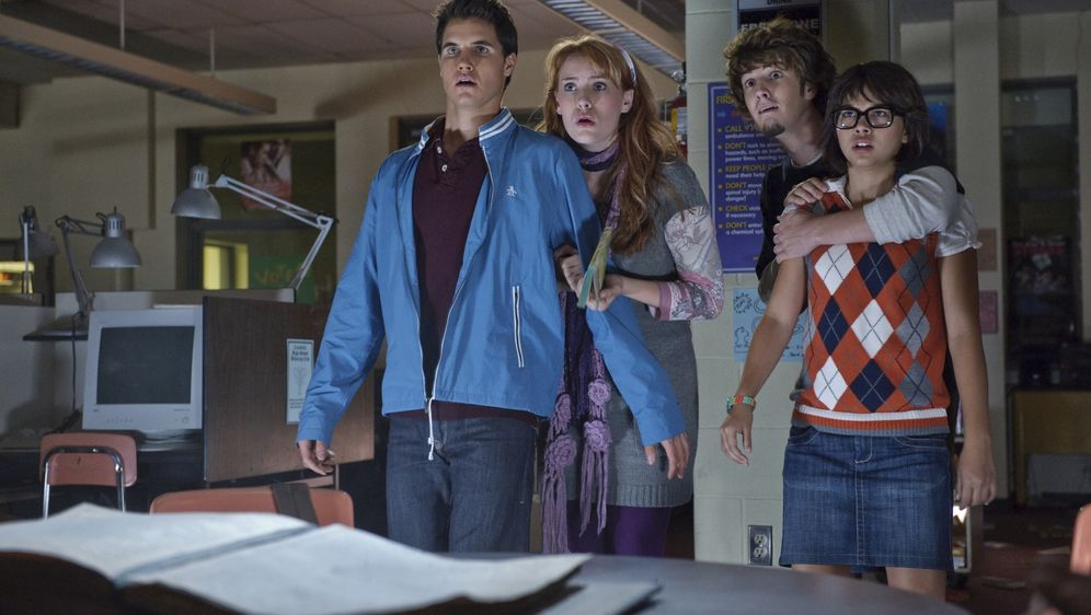 Scooby-Doo! Das Abenteuer beginnt - Bildquelle: 2009   Warner Brothers