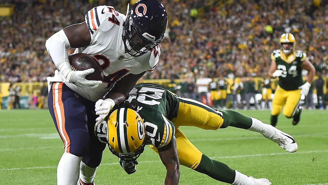 Rushing Offense: Chicago Bears - Bildquelle: 2018 Getty Images