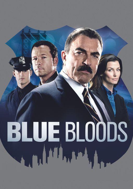 (1. Staffel) - Blue Bloods - Artwork - Bildquelle: 2010 CBS Broadcasting Inc. All Rights Reserved