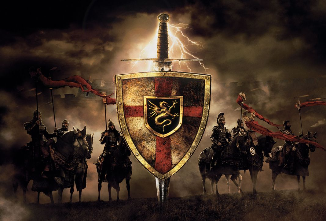 King Arthur - Artwork - Bildquelle: TOUCHSTONE PICTURES & JERRY BRUCKHEIMER FILMS, INC. ALL RIGHTS RESERVED.