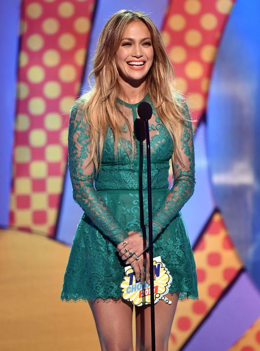 Teen-Choice-Awards-Jennifer-Lopez-140810-getty-AFP - Bildquelle: getty-AFP