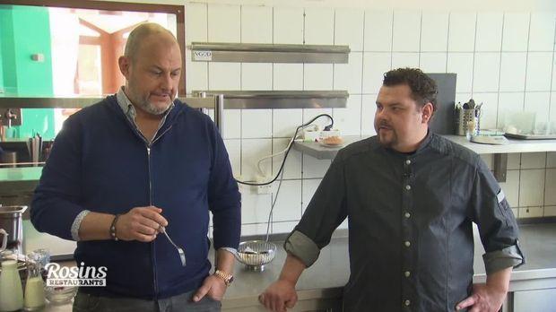 Rosins Restaurants - Rosins Restaurants - Kastanienhof: Gruselkammer In Der Küche Und Kulinarische Henkersmahlzeiten Auf Dem Teller