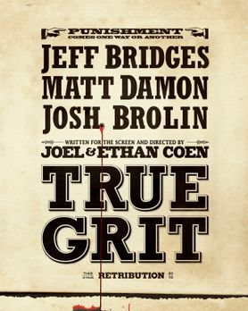 True Grit - True Grit - Plakatmotiv - Bildquelle: (2010) PARAMOUNT PICTURES....