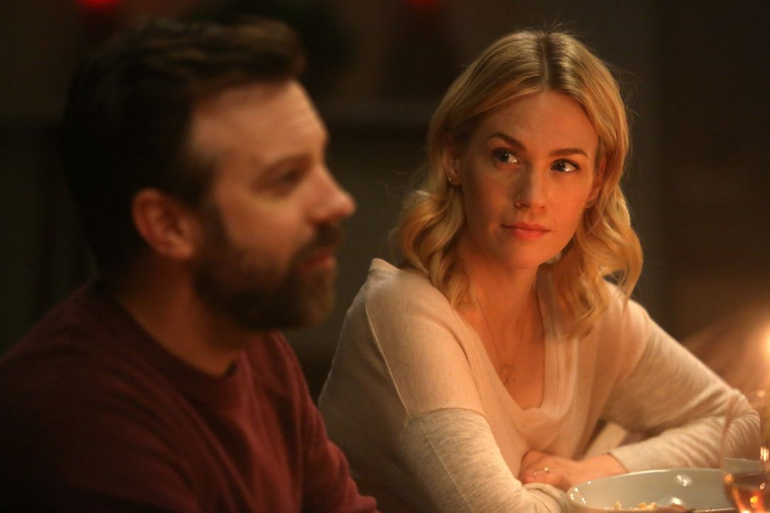 Melissa (January Jones, r.) ist sofort fasziniert von Tandys Bruder Mike (Jason Sudeikis, l.) ... - Bildquelle: 2015-2016 Fox and its related entities.  All rights reserved.