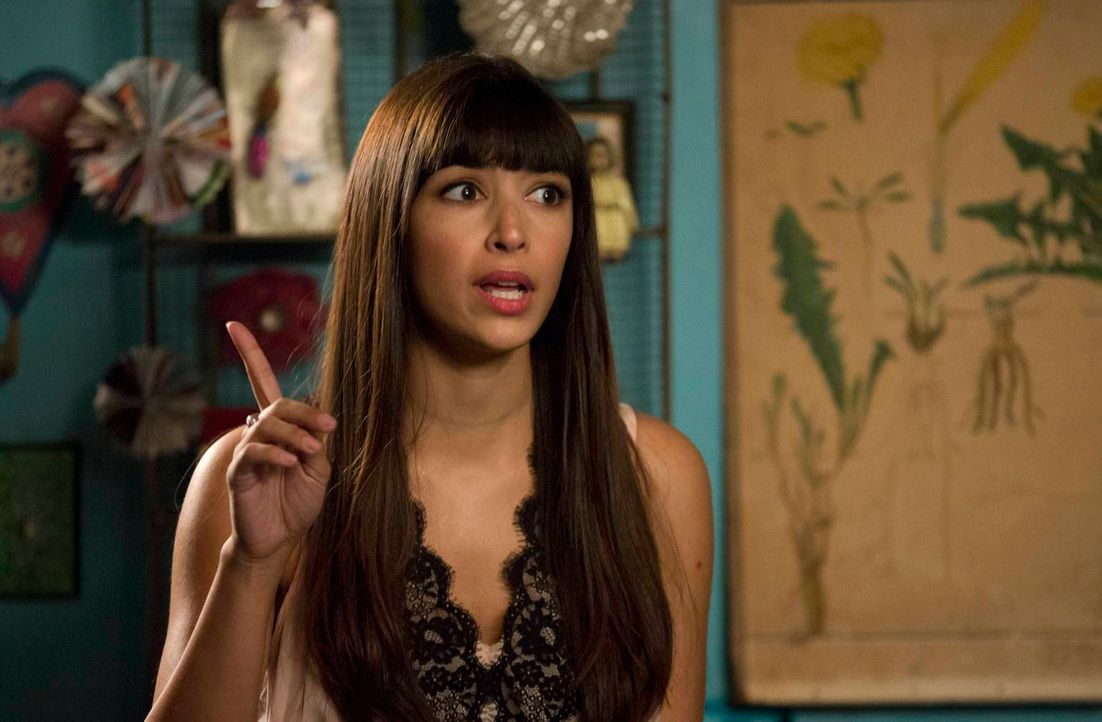 Mit Erschrecken stellt Cece (Hannah Simone) fest, dass sie mit Coach vor nicht allzu langer Zeit ein Date hatte ... - Bildquelle: 2014 Twentieth Century Fox Film Corporation. All rights reserved.
