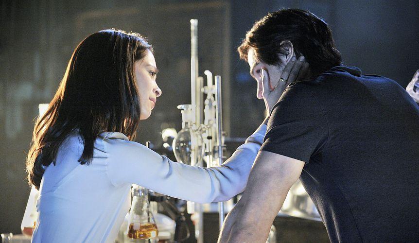 Mensch oder Bestie4 - Bildquelle: 2012 The CW Network, LLC. All rights reserved.