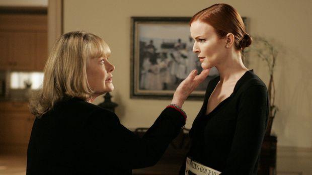 Brees Schwiegermutter Phyllis (Shirley Knight, l.) steigert sich immer mehr i...