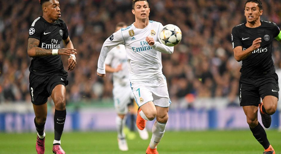 Einzelkritik Zu Real Madrid Gegen Paris St Germain