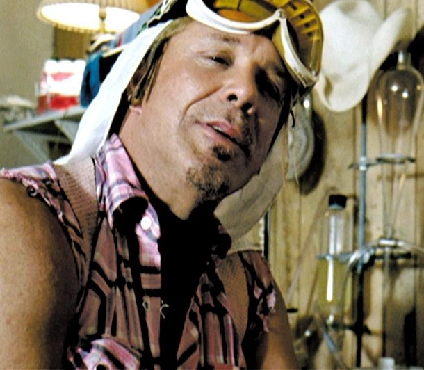 """Hier sieht man den Schauspieler und Boxer Mickey Rourkeim Film """"S... - Bildquelle: dpa: Tobis"""