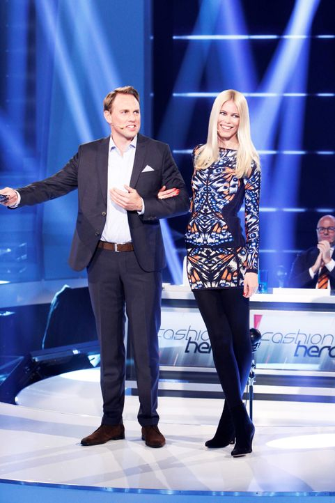 Fashion-Hero-Epi01-Show-02-ProSieben-Richard-Huebner-TEASER - Bildquelle: ProSieben / Richard Huebner