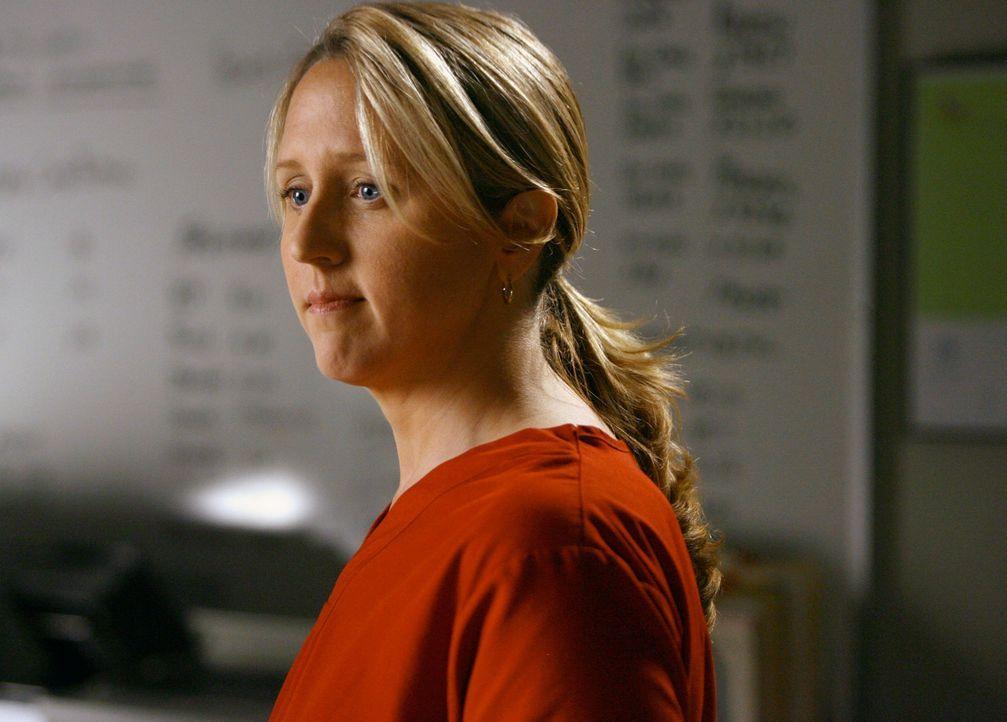 Neue Leiterin der Herzchirurgie am Seattle Grace Hospital: Dr. Hahn (Brooke Smith) ... - Bildquelle: Touchstone Television
