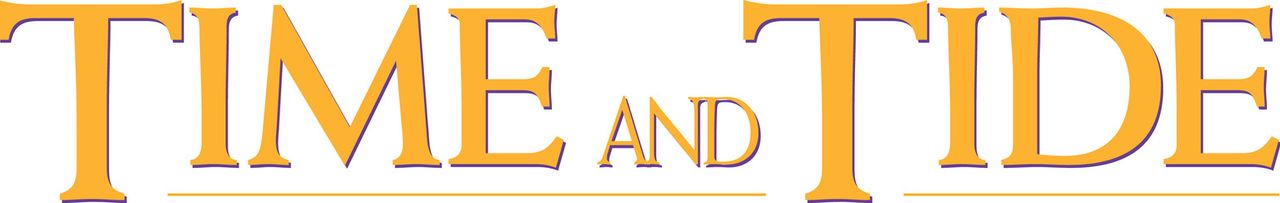 Logo: Time and Tide - Bildquelle: 2003 Sony Pictures Television International. All Rights Reserved.