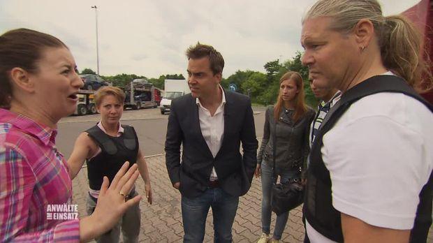 Anwälte Im Einsatz - Anwälte Im Einsatz - Staffel 1 Episode 193: Verschleppt