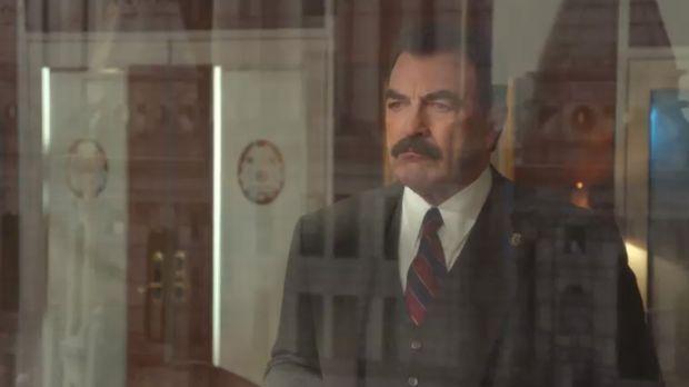 Frank (Tom Selleck) ist äußerst besorgt: Regierungsgegner drohen, die amerika...