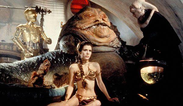 """Platz 2: Star Wars - Bildquelle: """"Star Wars: Episode VI"""": auf DVD erhältlich (20th Century Fox)"""