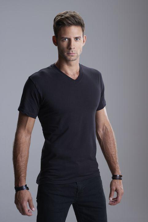 (2. Staffel) - Kämpft für sein Rudel und seinen Alpha: Nick (Steve Lund) ... - Bildquelle: 2015 She-Wolf Season 2 Productions Inc.