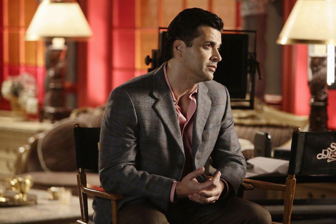 Hat Francisco Herrara (Franco Barberis) etwas mit dem Mord an der jungen Schauspielerin zu tun? Beckett und ihr Team versucht, dies herauszufinden ... - Bildquelle: ABC Studios