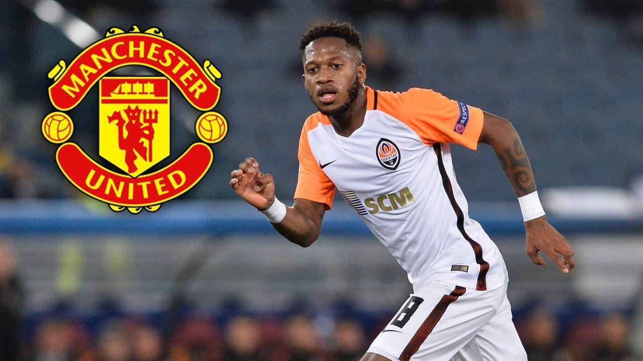 Fred (Zugang Manchester United) - Bildquelle: imago