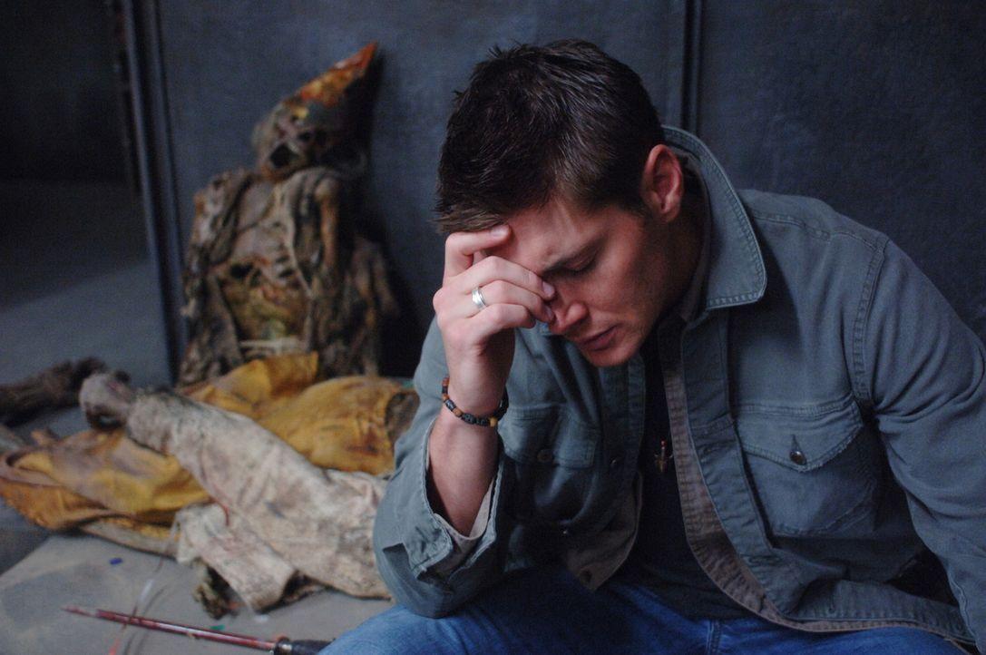 """Aus der Reality Show """"Ghostfacers"""" wird mysteriöser Ernst: Dean (Jensen Ackles) ... - Bildquelle: Warner Bros. Television"""