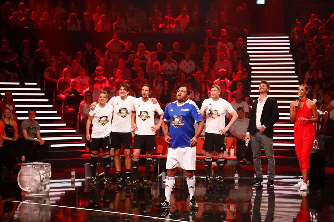 Das ProSieben Länderspiel_32 - Bildquelle: ProSieben