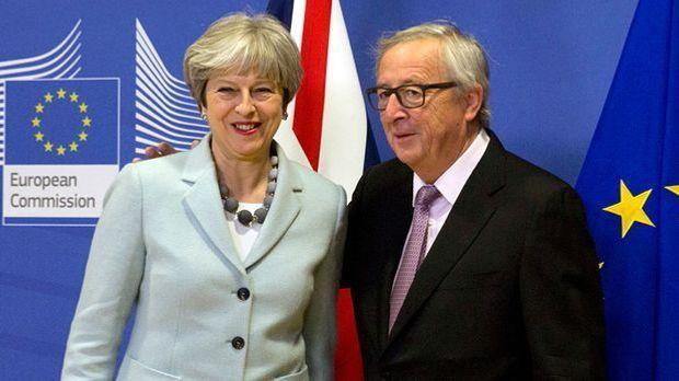 Durchbruch bei den Brexit-Verhandlungen
