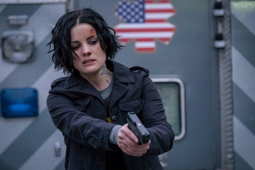 Als ein Kampf um Leben und Tod beginnt, setzt Jane (Jaimie Alexander) alles daran, diesen zu überwinden ... - Bildquelle: 2016 Warner Brothers