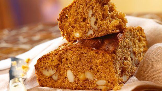 Lebkuchen-Brot sorgt für den leckeren Weihnachtsduft im Haus