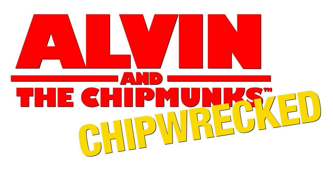 ALVIN AND THE CHIPMUNKS: CHIP-WRECKED - Originaltitel-Logo - Bildquelle: 2011 Twentieth Century Fox Film Corporation. All rights reserved.