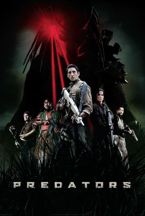 Predators - Artwork - Bildquelle: 2010 Twentieth Century Fox Film Corporation. All rights reserved.