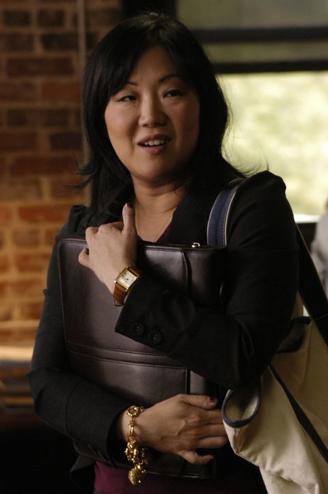Ahnt nicht, was mit Jane passiert ist: Teri (Margaret Cho) ... - Bildquelle: 2009 Sony Pictures Television Inc. All Rights Reserved.