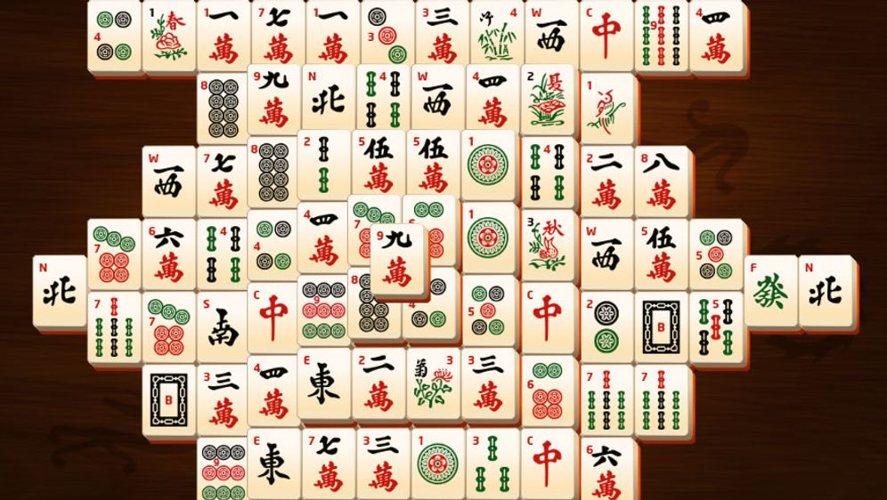 Mahjong Sueddeutsche