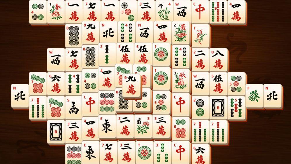 Mahjong Spielen Süddeutsche
