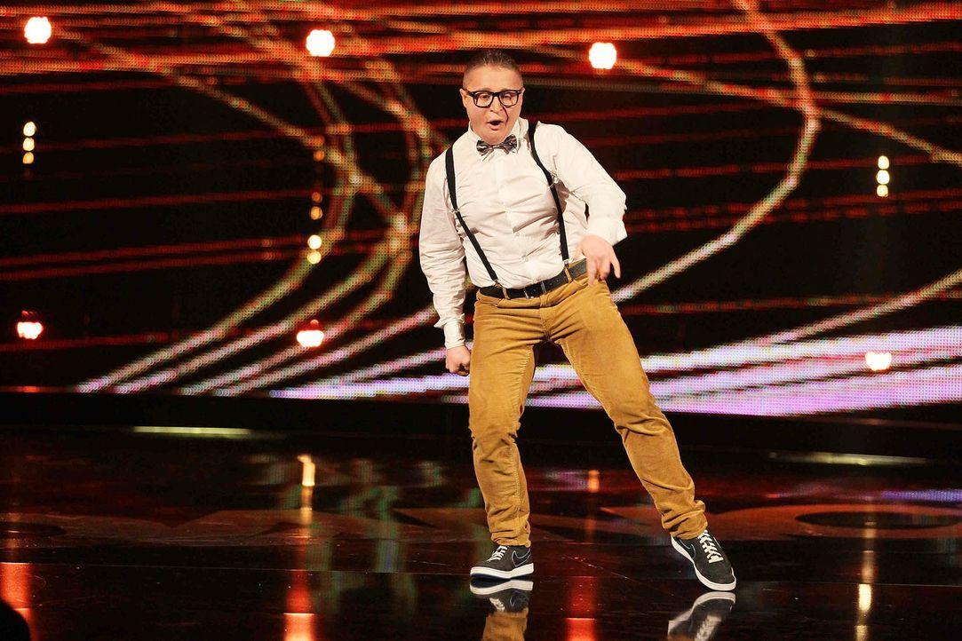 Got-To-Dance-Eduard-Albrecht-03-SAT1-ProSieben-Guido-Engels - Bildquelle: SAT.1/ProSieben/Guido Engels