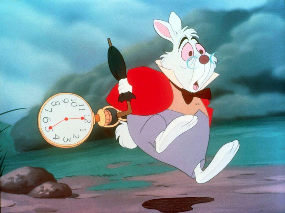 Alice im Wunderland - Bildquelle: Disney